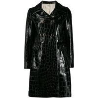 MIU MIU cappotto donna ms16021tyyf0002 poliestere nero
