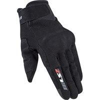 LS2 guanto moto ray lady gloves black | LS2