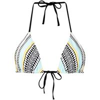 lemlem top bikini con stampa anna - multicolore