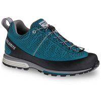 Dolomite scarpe trekking diagonal air goretex eu 36 2/3 teal green