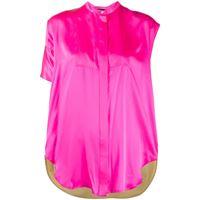 Jejia camicia bicolore - rosa
