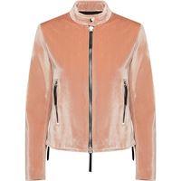 Giuseppe Zanotti giacca con zip - rosa