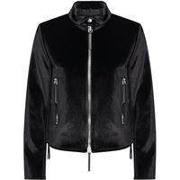 Giuseppe Zanotti giacca con zip - nero