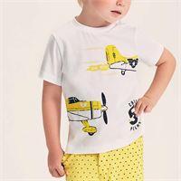 Ido t-shirt manica corta per bambino 4.2676 ido