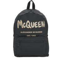"""ALEXANDER MCQUEEN zaino """"new mcqueen"""" in nylon"""