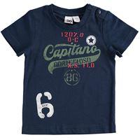 Ido t-shirt manica corta da bambino 4.2681 bambino ido