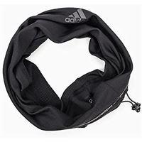 adidas neckw cold. Rdy, sciarpa sportiva unisex - adulto, black/black/black reflective, s
