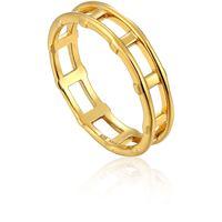 Ania Haie anello donna gioielli Ania Haie modern minimalism r002-02g-52