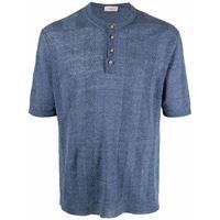 Altea t-shirt a righe - blu