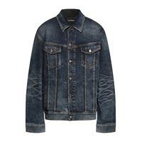 LES HOMMES - capispalla jeans