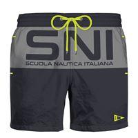 Scuola nautica italiana - costume uomo 018321 antracite