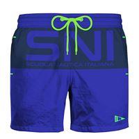 Scuola nautica italiana - costume uomo 018321 bluette