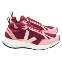 Veja scarpe da corsa Veja condor alveo. Mesh rosso / rosa - donna 38