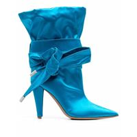 Alexandre Vauthier stivali - blu