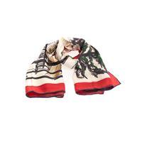 LORO PIANA foulard donna fai8696t0be lana bianco