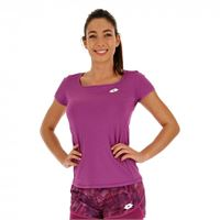 Lotto top ten w tee pl t-shirt tennis donna