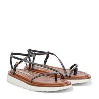 Zimmermann sandali n pelle