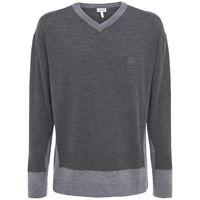 LOEWE maglia in lana con scollo a v