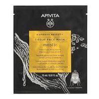 APIVITA SA apivita express sheet mask mastic/20 15 ml