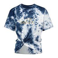 Paco Rabanne t-shirt tie-dye in cotone