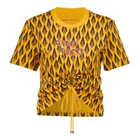 Paco Rabanne t-shirt in cotone con stampa