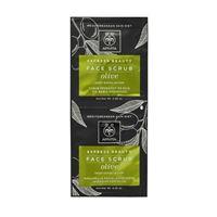 Apivita SA apivita express beauty scrub viso con oliva 16 ml