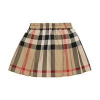 Burberry Kids baby - gonna in cotone vintage check