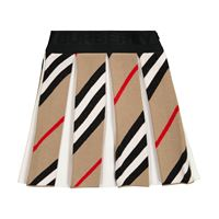 Burberry Kids gonna in misto lana icon stripe
