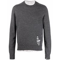 MAISON MARGIELA pullover anonymity of the lining