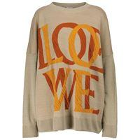 LOEWE pullover LOEWE love in misto lino