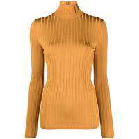 Nina Ricci maglione a coste - marrone