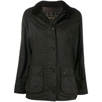 Barbour giacca beadnel - verde