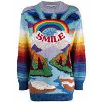 Stella McCartney maglione kind - blu