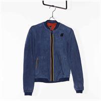 K-way giacca da donna, blue deep