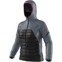 Dynafit giacca primaloft radical 3 donna grigio