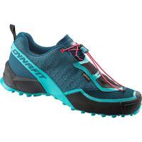 Dynafit scarpe trail running speed mountain goretex eu 35 poseidon / silvretta