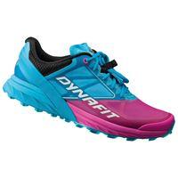 Dynafit scarpe trail running alpine eu 38 1/2 turquoise / pink glo