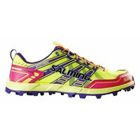 Salming scarpe trail running elements eu 37 1/3 safety yellow / pink glo