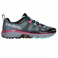 Salming scarpe trail 5 eu 36 grey / black