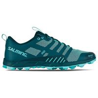 Salming scarpe trail running ot comp eu 36 deep teal / aruba blue