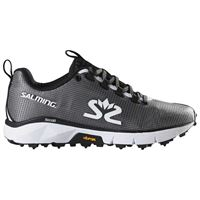 Salming scarpe trail running ispike eu 37 1/3 grey / black