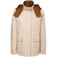LORO PIANA giacca reversibile in cashmere