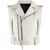 Giuseppe Zanotti Giuseppe Zanotti erd9009003 black furs & skins->bovine leather (top grain) - bianco