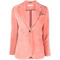 Circolo 1901 blazer monopetto - rosa