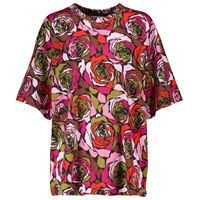 Dries Van Noten t-shirt in jersey di cotone con stampa