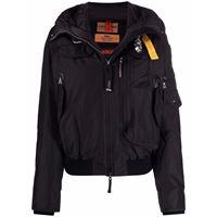 Parajumpers giacca con applicazione - nero