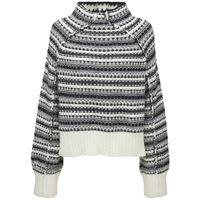 MM6 MAISON MARGIELA maglia in misto acrilico