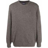 Barbour maglione a girocollo - grigio