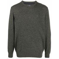 Barbour maglione a girocollo - verde