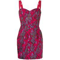 Rebecca Vallance vestito corto kassia - rosa